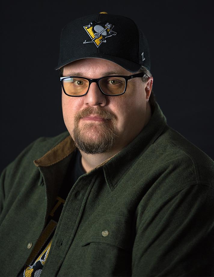 Michael Fridley – VP, Production - backflip studio