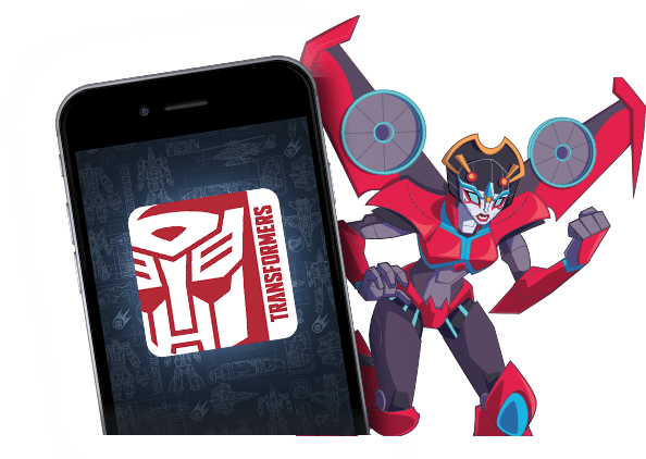 Cyberverse Apps Section
