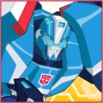 Robots In Disguise Blurr Hero