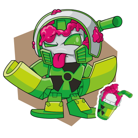 BotBots spoiled rotten char 3