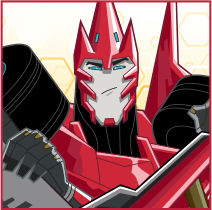 Robots In Disguise Sideswipe Hero