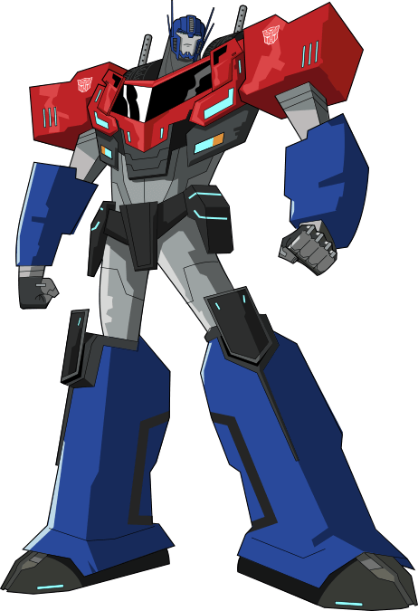 Robots In Disguise Optimus Prime Bio