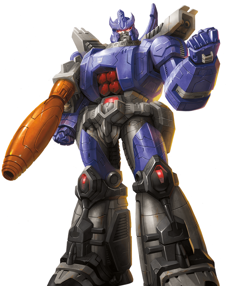 Titans Return Galvatron Bio