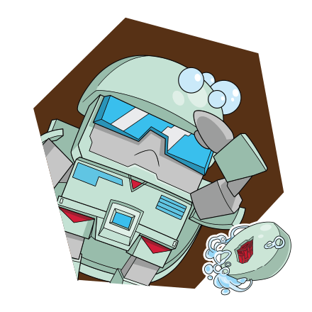 BotBots Toilet Troop char4