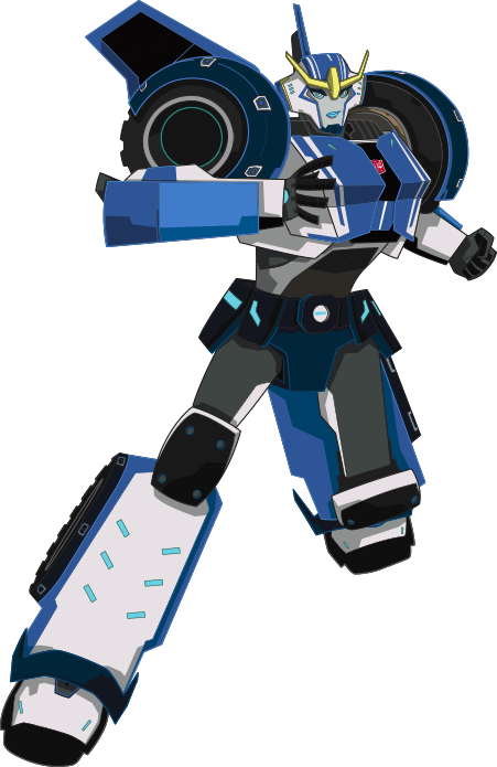 Robots In Disguise Strongarm Bio