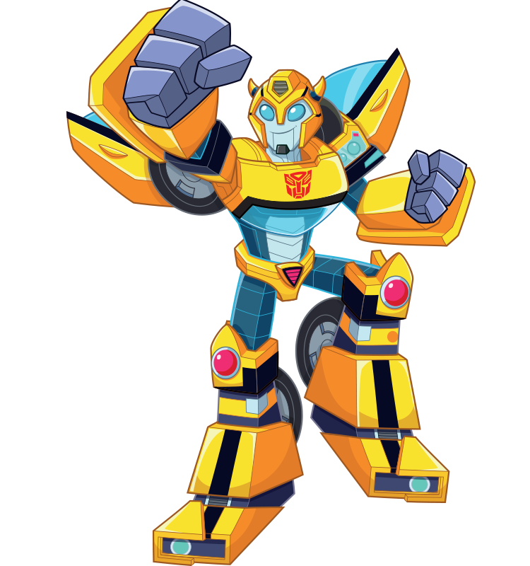 Rescue Bots BUMBLEBEE Bio hero Item