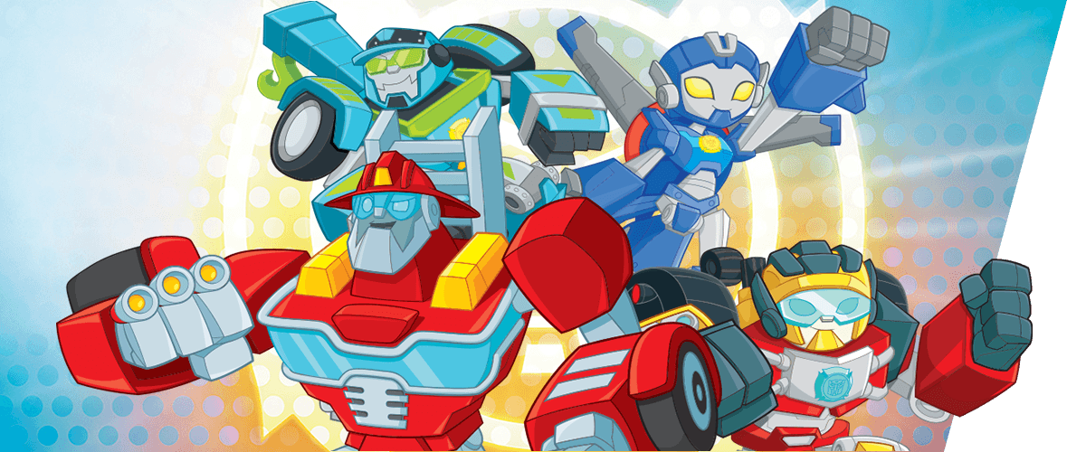 RESCUE BOTS ACADEMY