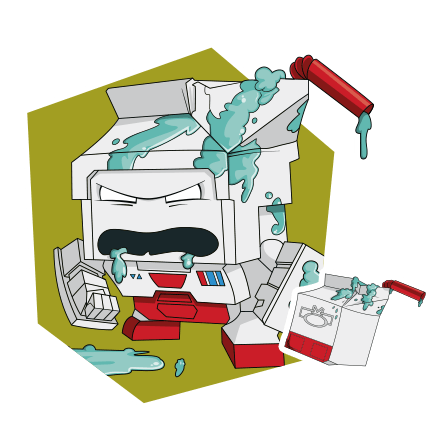 BotBots spoiled rotten char 2