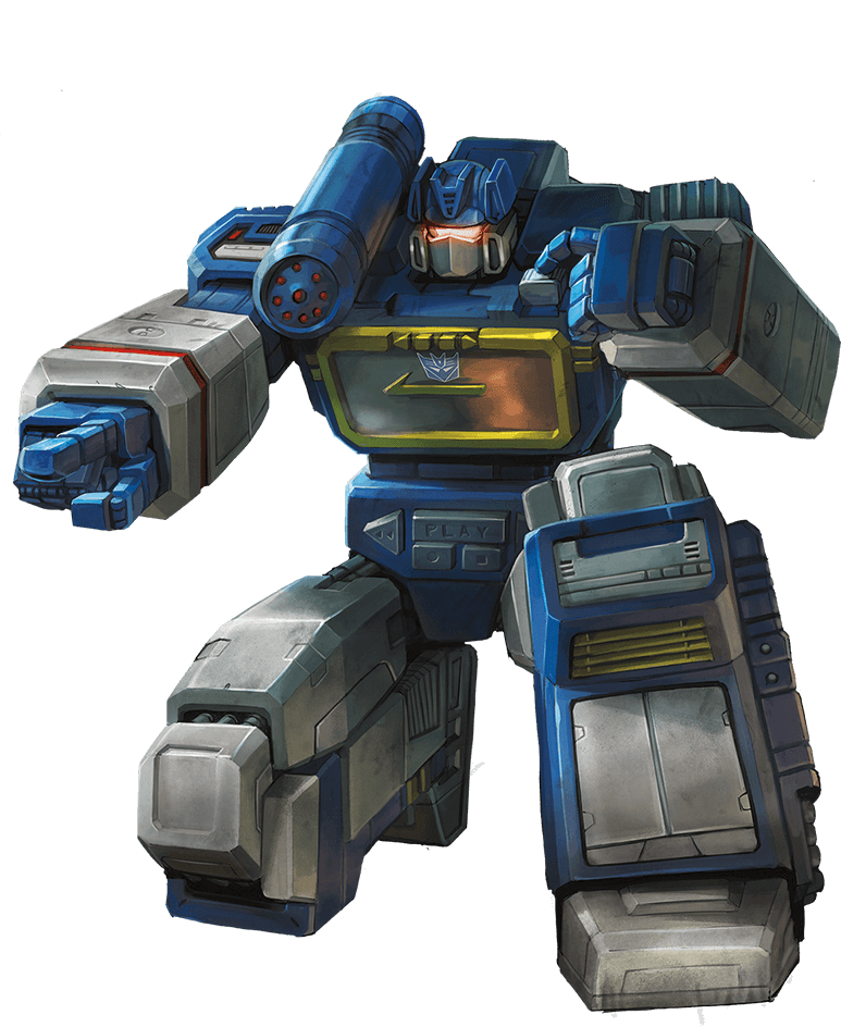 Titans Return Soundwave Bio