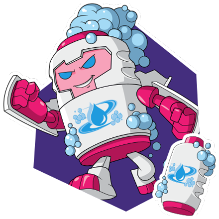 BotBots Lost Bots Char 21