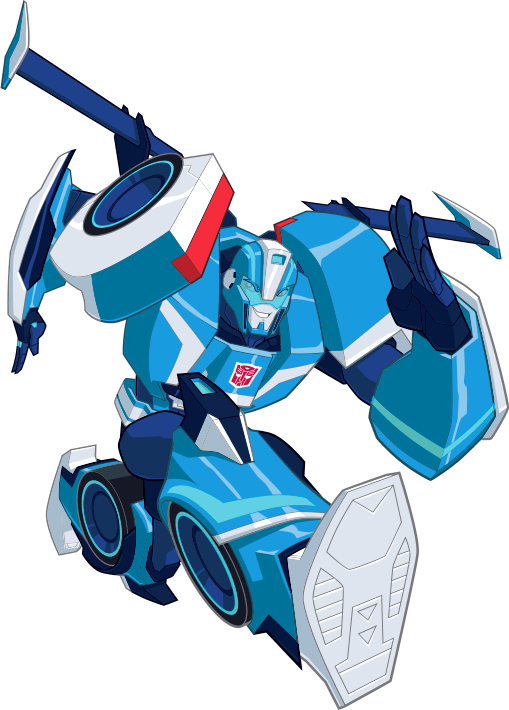 Robots In Disguise Blurr Bio