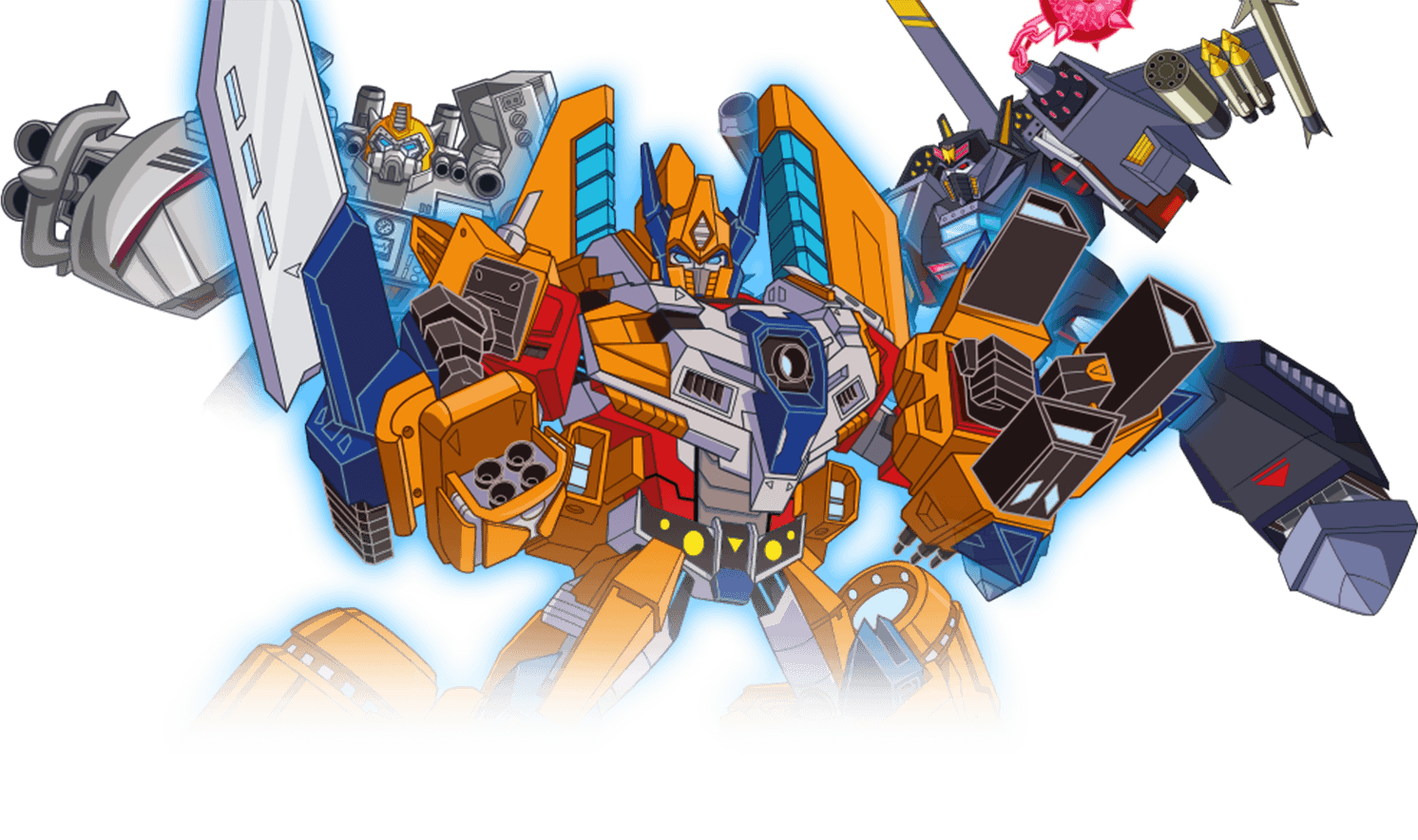 Transformers Cyberverse: Power of the Spark