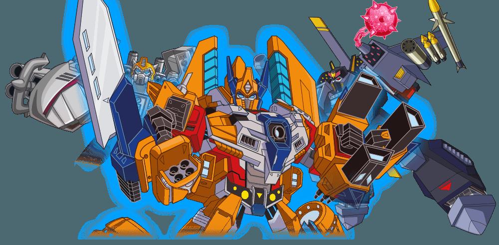 Transformers Cyberverse: Mocná síla Spark