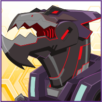 Robots In Disguise Underbite Hero