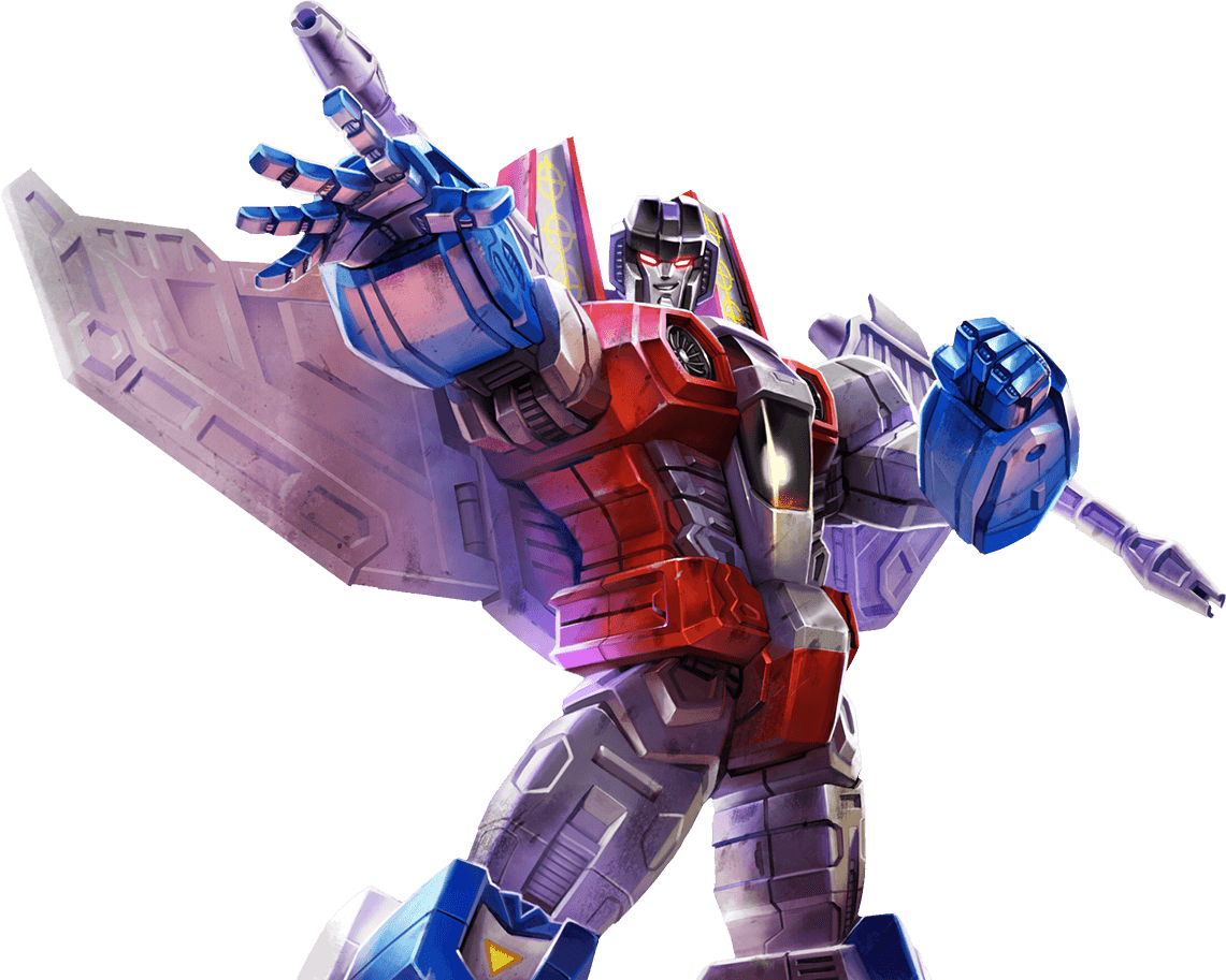 pop starscream hero