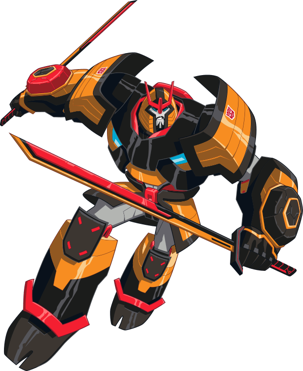 Robots In Disguise Drift Bio