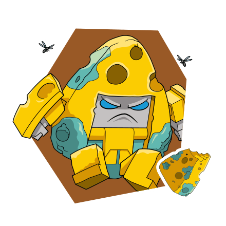 BotBots spoiled rotten char 1
