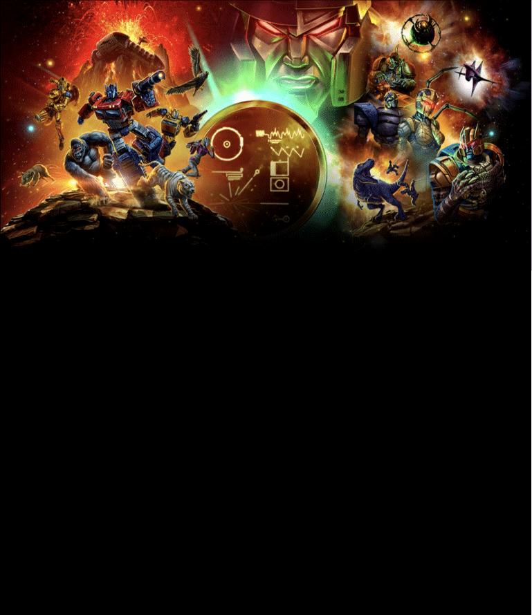 Kingdom - War for Cybertron Trilogy