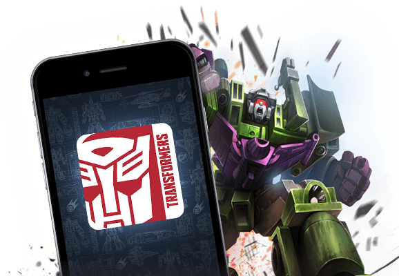 Combiner Wars Apps Section