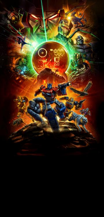 Transformers Kingdom War for Cybertron Trilogy