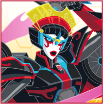 Robots In Disguise Windblade Hero