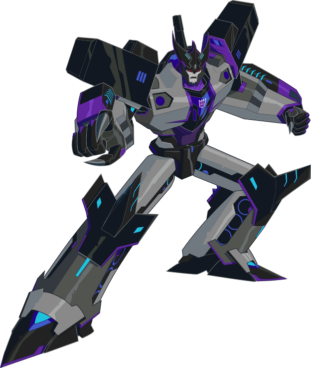 Robots In Disguise Megatronus Bio