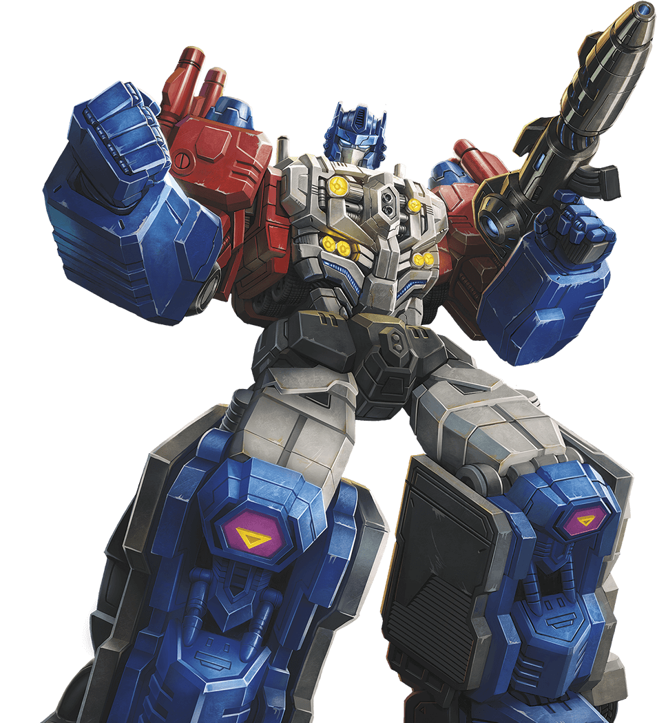 Titans Return PowermasterPrime Bio