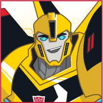 Robots In Disguise Bumblebee Hero