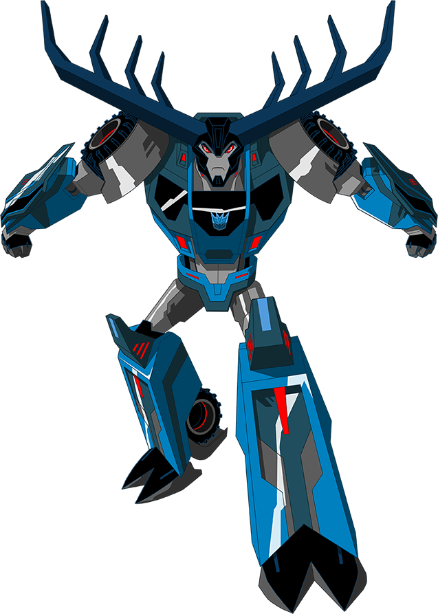 Robots In Disguise Thunderhoof Bio