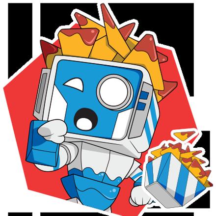 BotBots GG Char11