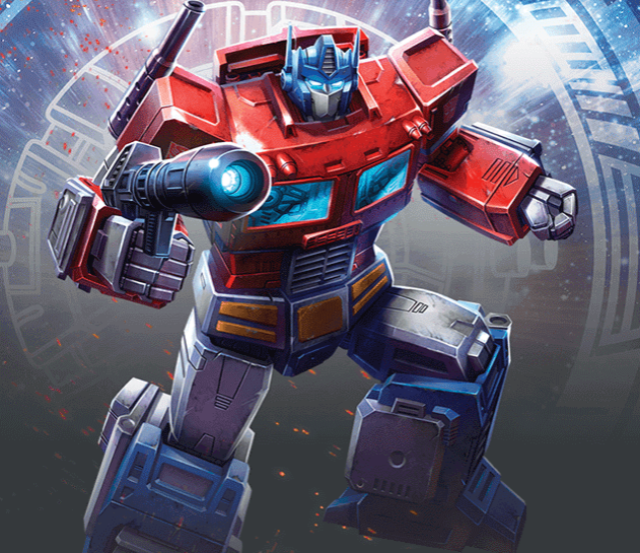 Transformers Power of Primes