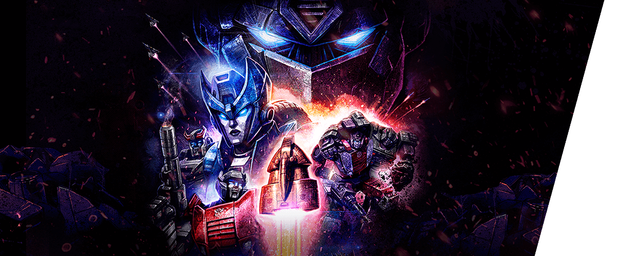WAR FOR CYBERTRON TRILOGY