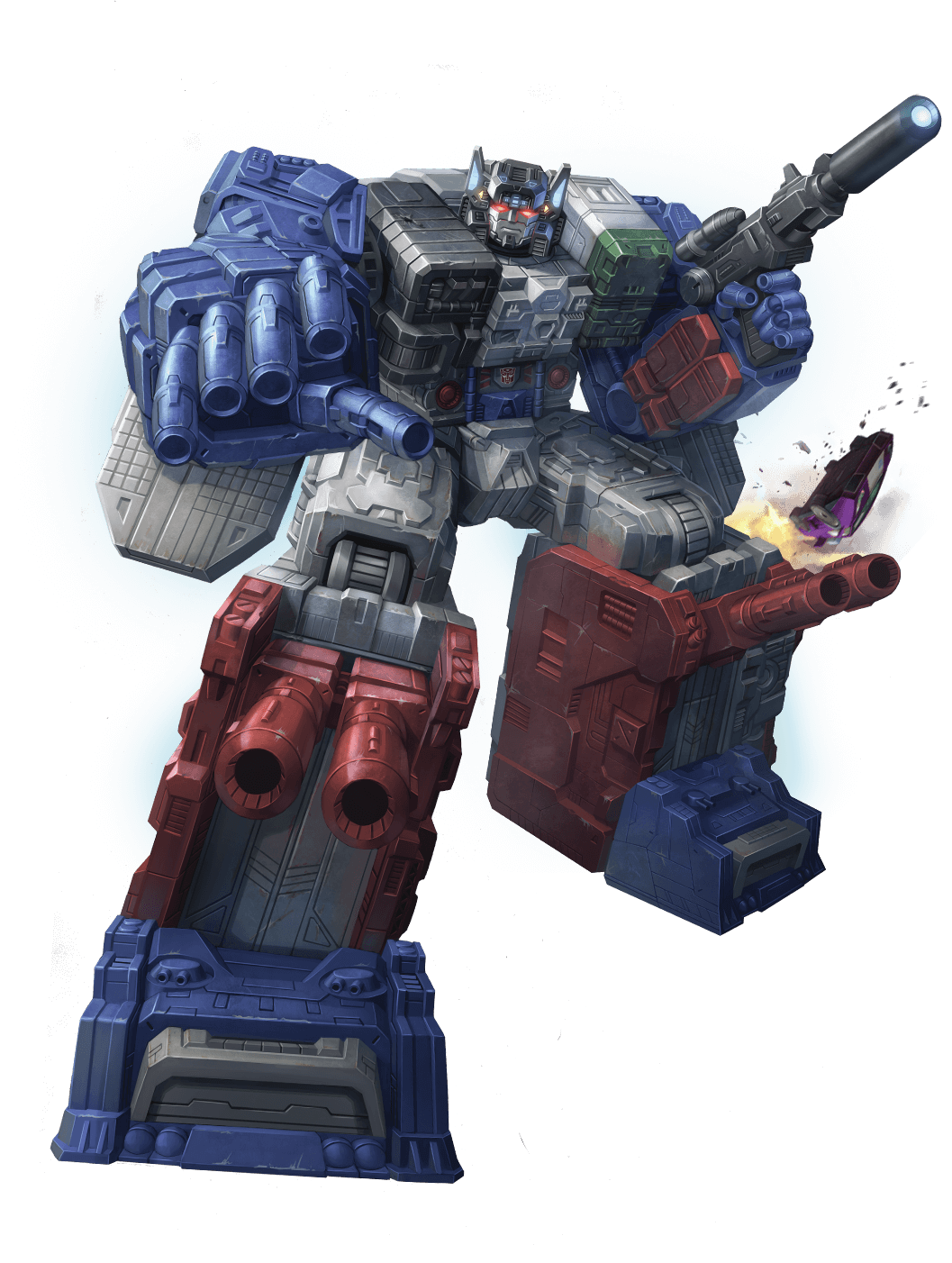 Titans Return FortressMaximus Bio