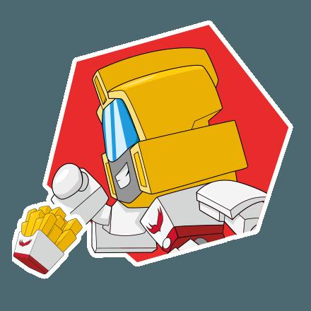 BotBots GG Char8