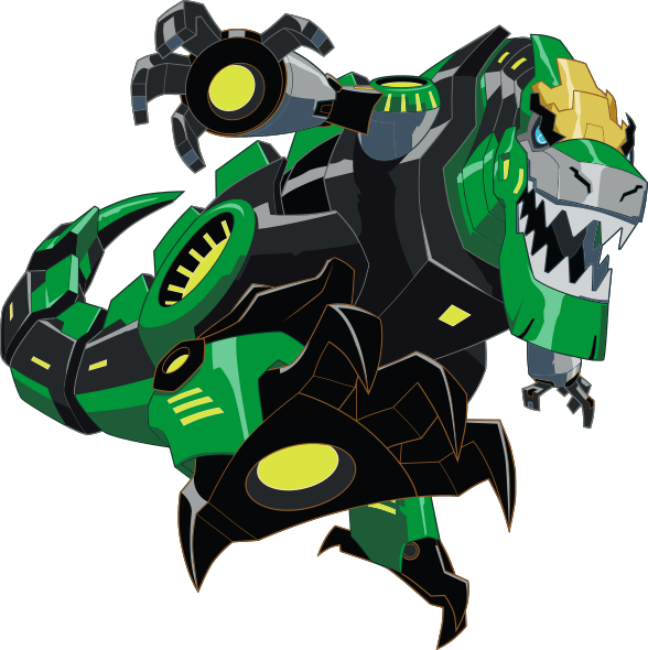 Robots In Disguise Grimlock Bio