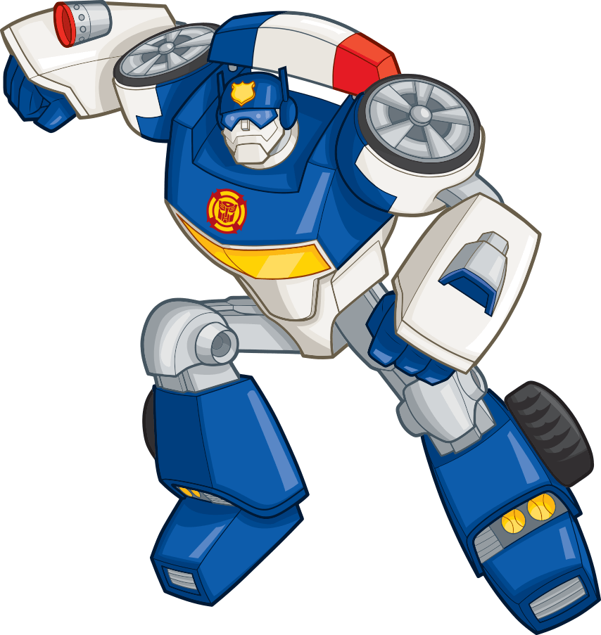 Rescue Bots Chase Hero