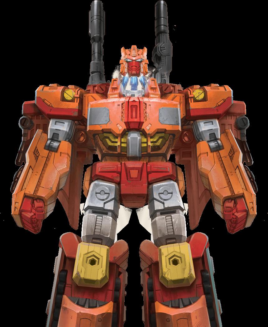 Titans Return SentinelPrime Bio