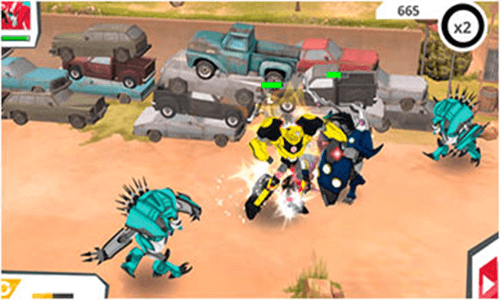 Transformers Apps | Transformers Robots in Disguise App