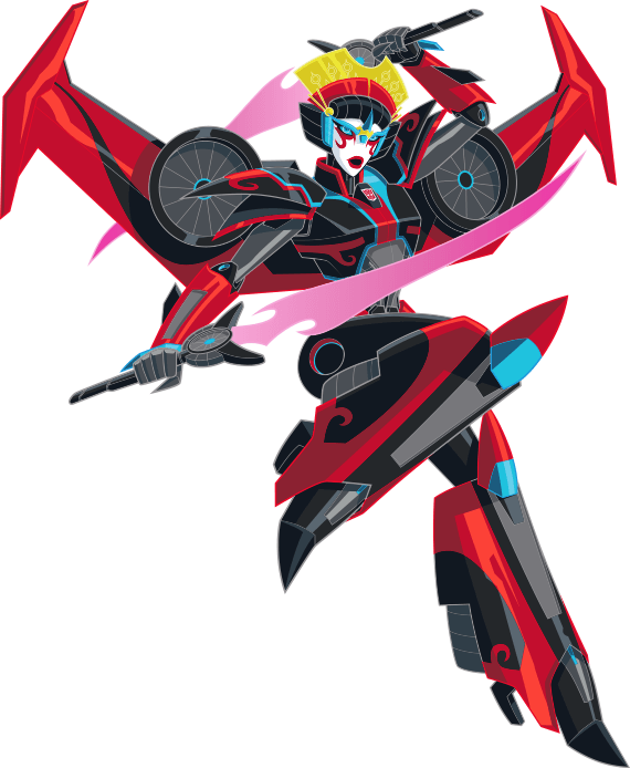 Robots In Disguise Windblade Bio