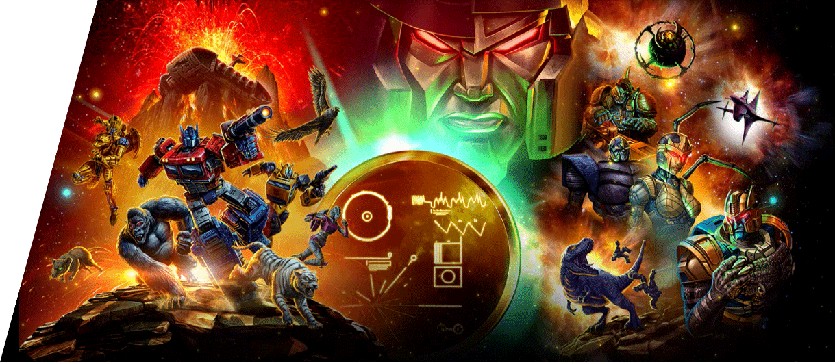 War For Cybertron Trilogy Chapter 3 - Kingdom