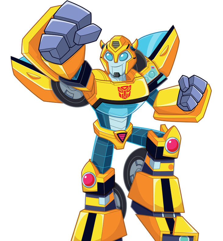Rescue Bots BUMBLEBEE Hero Item