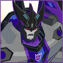 Robots In Disguise Megatronus Hero