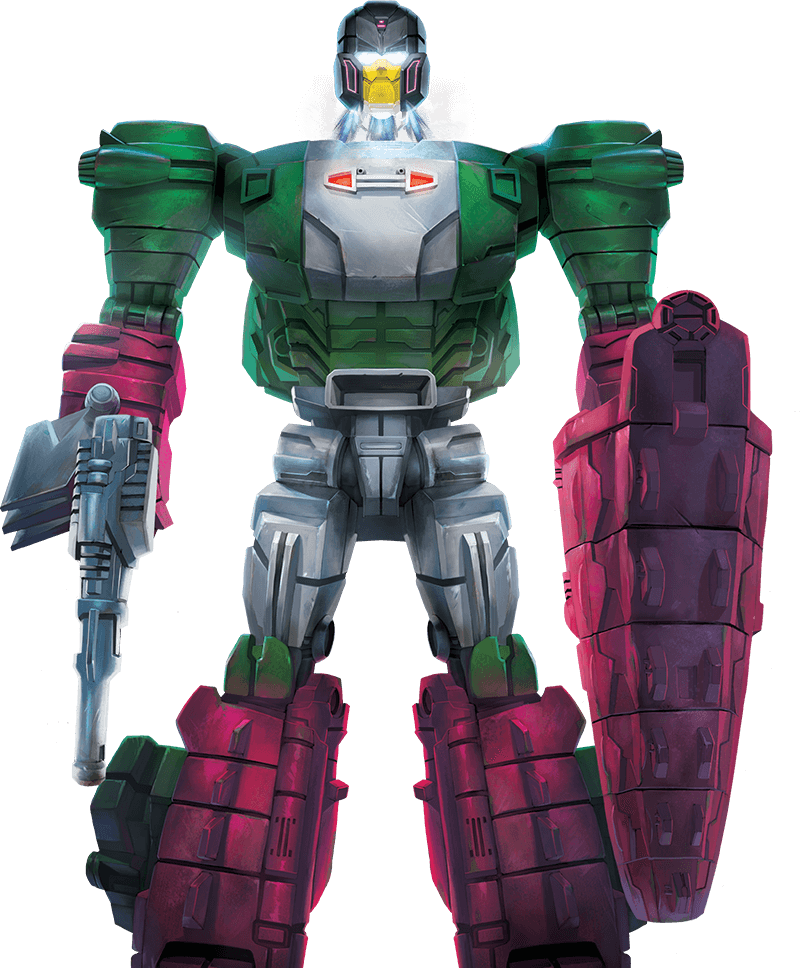 Titans Return Skullmasher Bio
