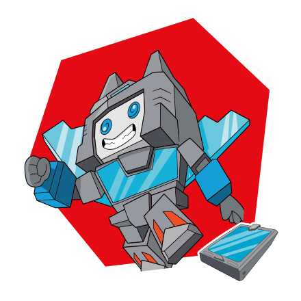 BotBots Techi Team char4