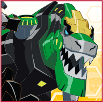 Robots In Disguise Grimlock Hero