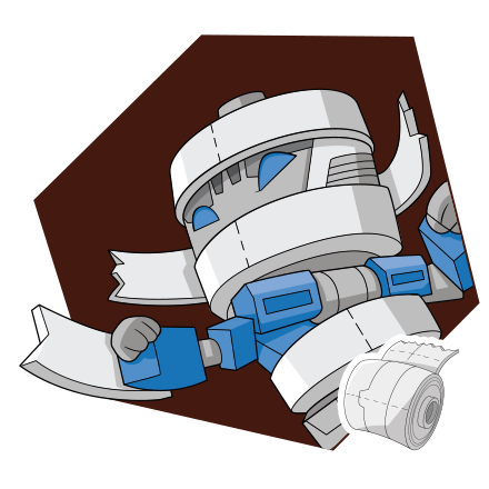 BotBots Toilet Troop char1
