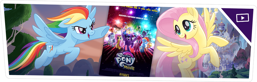 PRINTABLES: MLP THE MOVIE POSTER
