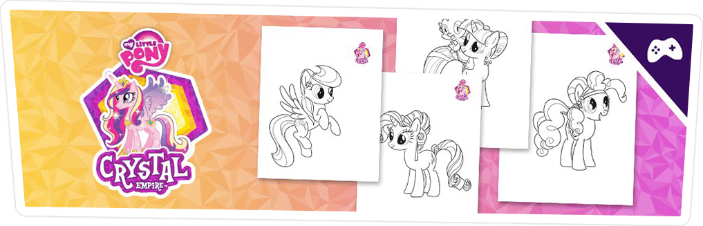 CRYSTAL EMPIRE CHARACTER PACK