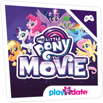 MY LITTLE PONY THE MOVIE STORYBOOK APP