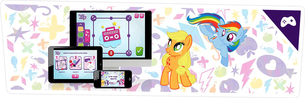 CUTIE MARK CREATOR GAME ONLINE